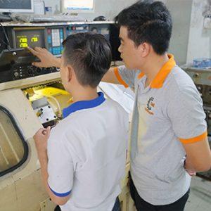 Tiện CNC
