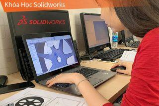 khóa học Solidworks