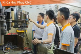 khóa học phay CNC